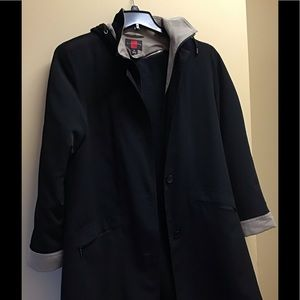Gallery Woman's raincoat size M removable line